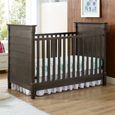 Slade Rustic 2-in-1 Convertible Crib