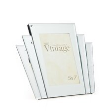 Vintage Art Deco Mirror Picture Frame