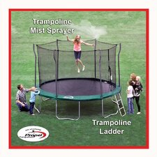 "36"" Trampoline Ladder and Mister Kit"