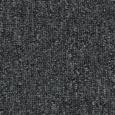 "Hollytex Modular Upsho 24"" x 24"" Carpet Tile in Charcoal"