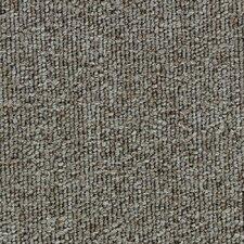"Hollytex Modular Upsho 24"" x 24"" Carpet Tile in Mocha Tan"