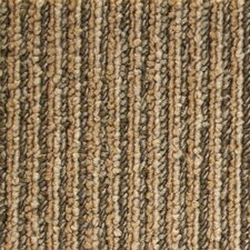 "Hollytex Modular Made To Measure 19.7"" x 19.7"" Carpet Tile in Raw Silk"