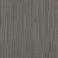 """Hollytex Modular Integrity 19.7"""" x 19.7"""" Carpet Tile in Strength"""