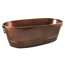 Colt Copper Beverage Tub