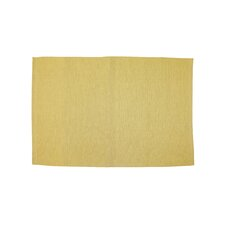 Santa Clara Ribbed Solid Cotton Placemat (Set of 12)