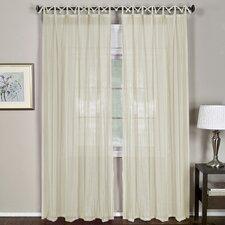Greta Window Single Curtain Panel