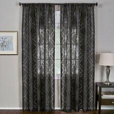 Montego Window Single Curtain Panel