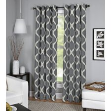 Luna Window Single Curtain Panel