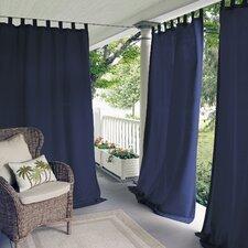 Matine Single Light Filtering Indoor/Outdoor Window Curtain Panel