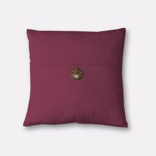 Essex Button Decorative Throw Pillow