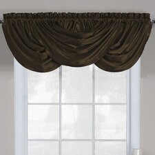 "Versailles 52"" Waterfall Curtain Valance"