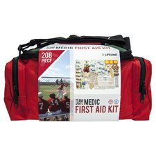 208 Piece Sports Medic Kit