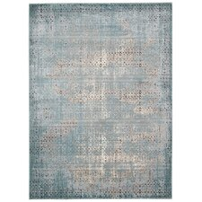 Karma Blue Area Rug