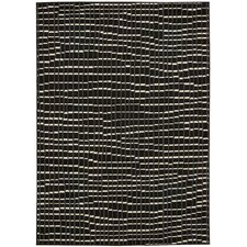 Studio Black Area Rug