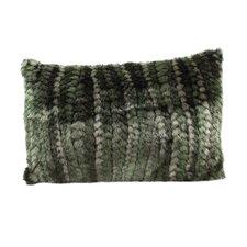 Fur Lumbar Pillow