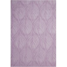 Contour Lavender Area Rug