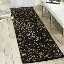 Opaline Hand-Tufted Midnight/Silver Area Rug