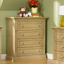 Dakota 4 Drawer Dresser