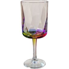 Rainbow Wine Glass (Set of 4)