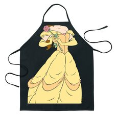 Disney Beauty and The Beast Belle Apron