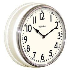 """12"""" Retro Wall Clock"""