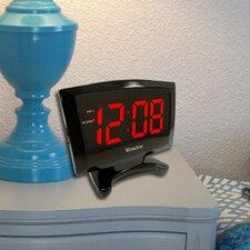 "1.8"" LED Alarm Clock"