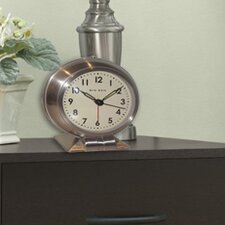Big Ben Metal Quartz Alarm Clock