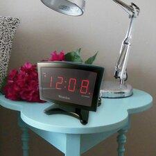 Electric Plasma LED Alarm Clock
