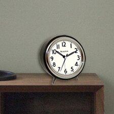 Round Ascending Analog Alarm Clock