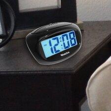"1"" LCD Alarm Clock"