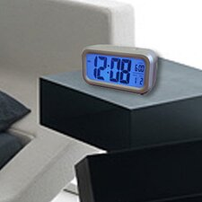 Auto Backlight Easy To Read Alarm Clock