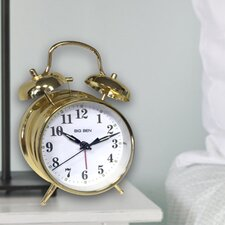 Big Ben Twin Bell Alarm Clock