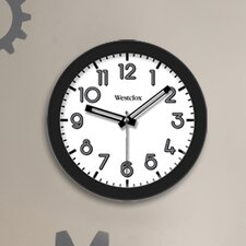 "7.75"" Round Wall Clock"