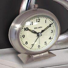 Big Ben Metal Case Alarm Clock