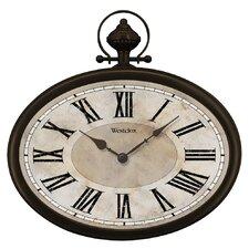 "Westclox 15.5"" Pocket Watch Wall Clock"