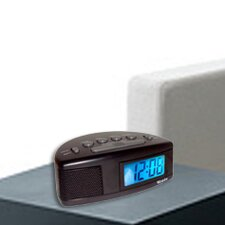 Super Loud LCD Alarm Clock