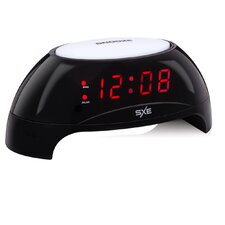 Sxe Nightlight Sunrise Simulator Alarm Clock