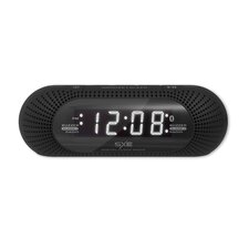 Sxe LED Bluetooth and Radio Alarm Clock