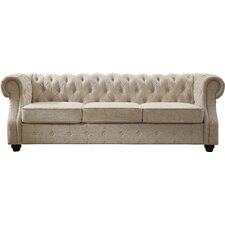 Olivia Tufted Sofa