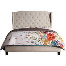 Mariabella Queen Upholstered Panel Bed