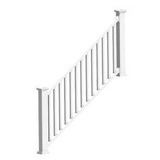 "91.13"" Select Stair Square Baluster"