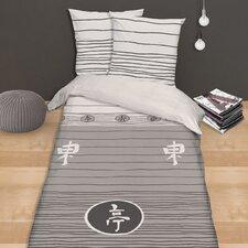 Bettwäsche-Set Loyang aus 100% Baumwolle