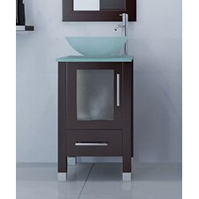 "Soft Focus 17.75"" Single Bathroom Vanity Set"
