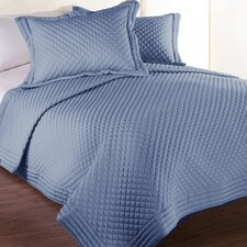 Microfiber Stain and Water Resistant Diamond Quilt