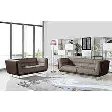 Sarah Sofa and Loveseat Set