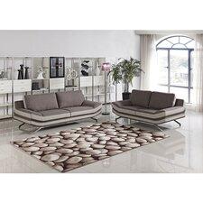 Juian 2 Piece Sofa and Loveseat Set