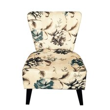 Emma Patterned Side Chair