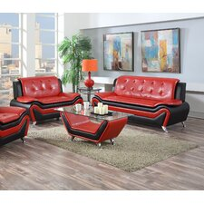 Wanda 2 Piece Living Room Set