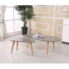 Sara 2 Piece Coffee Table Set