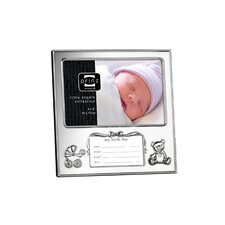 Just Arrived Silverplated Picture Frame